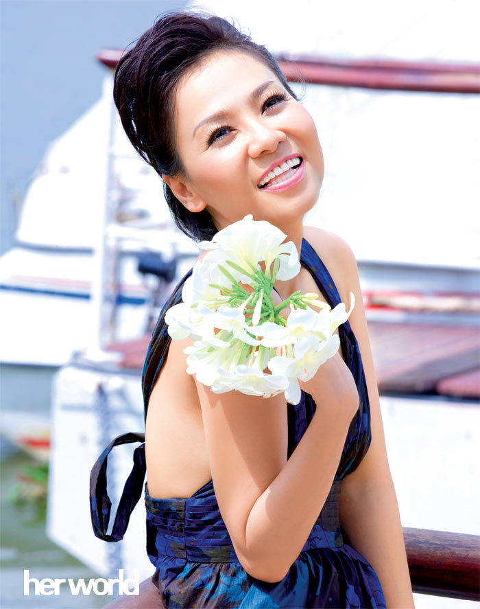 Ca sĩ Thu Minh
