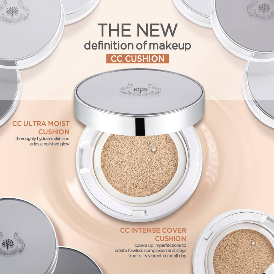 THEFACESHOP CC Cushion 3