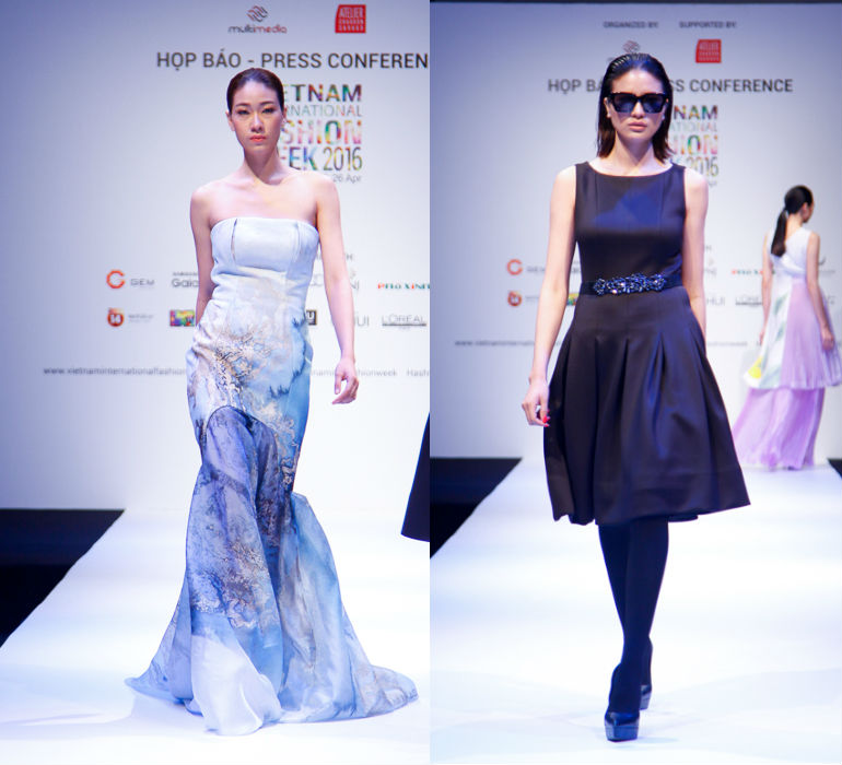 cac thiet ke se xuat hien tai Vietnam International Fashion Week 2016 19