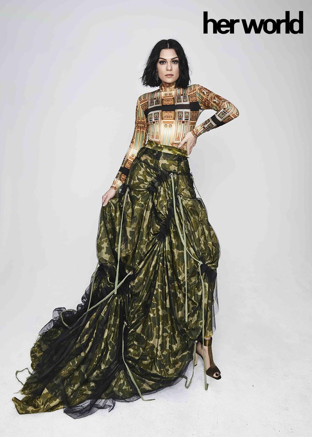 Jessie J: Tôi chưa bao giờ giỏi cái gì, chỉ giỏi hát